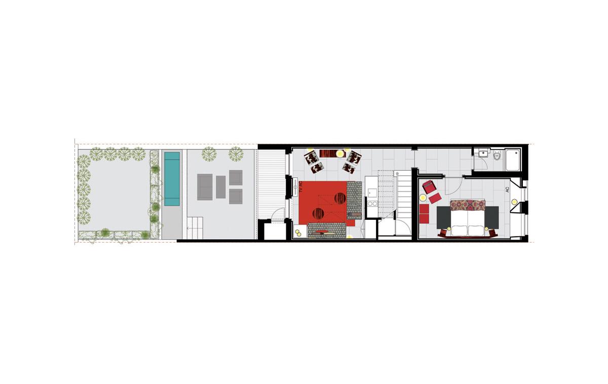 superior 1 room apartment three houses apartments